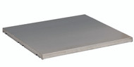 """Eagle 29944 Galvanized Steel Shelf For All 60 Gallon (34""""W) Safety Cabinets. Shop Now!"""