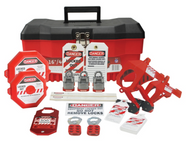 Accuform KSK236 Stopout Standard Plus Lockout Kit . Shop now!