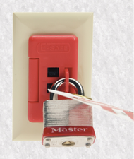 Accuform KDD134 Toggle Wall Switch Lockout/Rocker . Shop now!