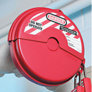 Accuform KDD420 Rotating Gate Valve Lockout. Shop now!