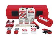 Accuform KSK234 Standard Lockout Kit. Shop now!