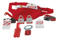 Accuform KSK115 Lockout Tagout Pouch Kit . Shop now!