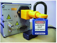 Accuform KDD320 Power Cord Plug Lockout. Shop now!