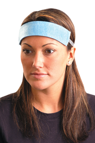 ON SB25 Original Soft Sweatbands sold 25 per pack available in Blue Color. Shop now!