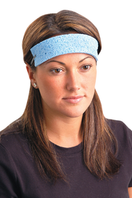 ON SBR25 Traditional Absorbent Cellulose Sweatband sold 25 per pack available in Blue Color. Shop now!