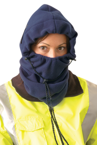 Occunomix 1070 3-in-1 Fleece Balaclava available in Navy Color. Shop now!