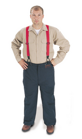 Steel Grip AG40P NOMEX and KEVLAR Overpant. Shop now!