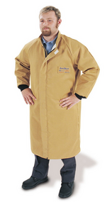 "Steel Grip AG65C-50 KEVLAR and NOMEX 50"" Coat. Shop now!"