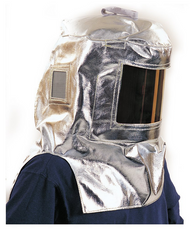 Steel Grip AC111637B  Aluminized Carbon/Kevlar Hood. Shop now!