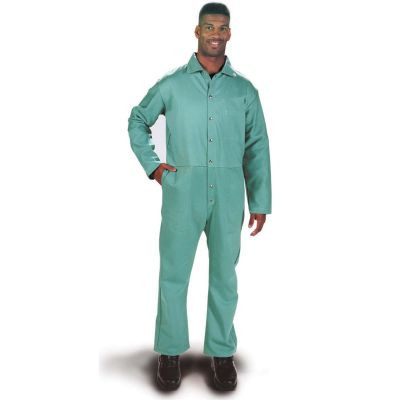 Steel Grip GS16700 Flame Resistant Treated Cotton Coverall. Shop now!