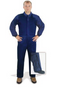 Steel Grip NBU79300B01 Navy Blue Westex UltraSoft Coverall. Shop now!