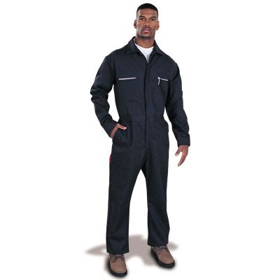 Steel Grip NBNX9800 Navy Blue Nomex Coverall. Shop now!