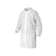 Kimberly Clark A10 Light Duty Labcoat - 50 Each