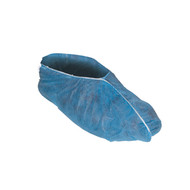 Kimberly Clark 36811 A10 Light Duty Shoe Covers Blue - 300 Each