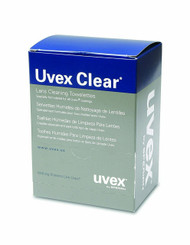 Uvex S468 Clear Towelettes - 100/box. Shop Now!