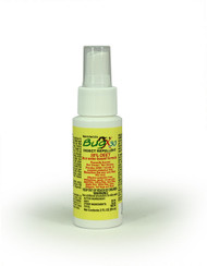 BugX 2 Oz Insect Repellent 30% DEET Pump Spray Bottle. Shop now!
