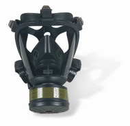 Survivair 769000 Opti Fit CBRN Facepiece with 5 Point Strap as shown on Front View, Cartridges and Filters sold separately. Shop now!