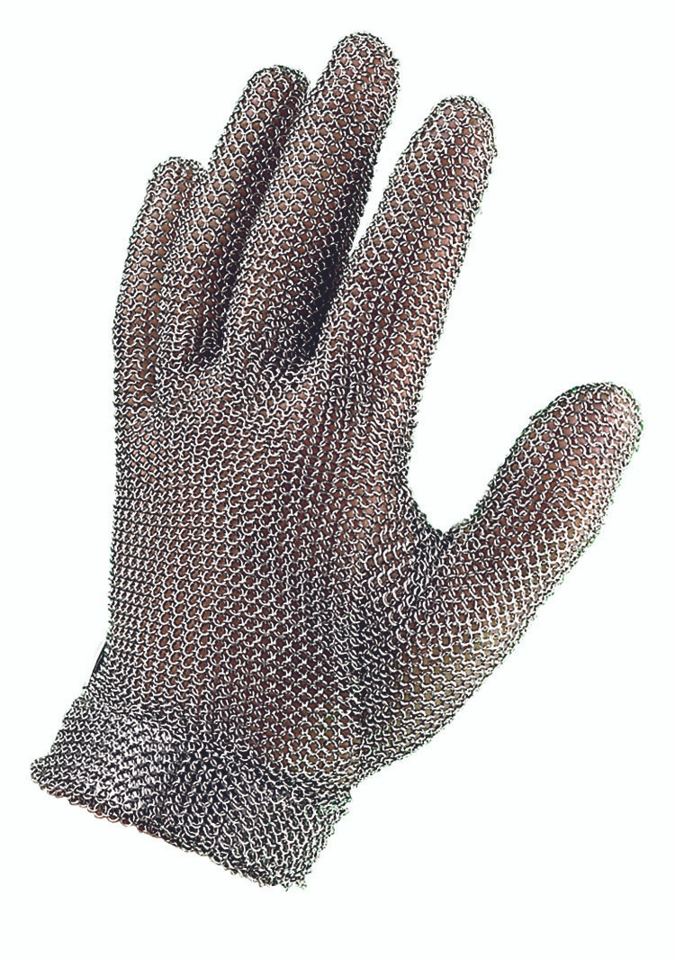 Honeywell Chainex 52300 Metal Mesh Gloves With Self