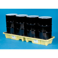 CEP 5102-YE-D Low Profile In Line Poly Spillpallet 300 with Drain. Shop now!