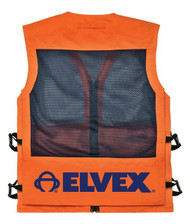 Elvex ProVest II Chain Saw Vest with Prolar Protection. Shop Now!