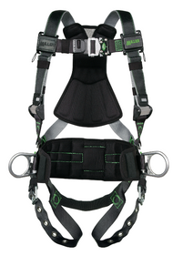 Miller RDT-TB-DP Revolution Harness with DualTech Webbing and Side D-Rings and Pad available in  Small and Universal Sizes. Shop now
