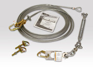 Miller SG416/60FT SkyGrip Wire Rope Lifeline Kits. Shop Now!