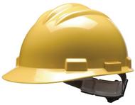 Bullard S61 Pinlock Suspension Safety Cap as Shown in Yellow. Shop now!