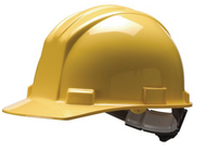 Bullard S51 Ratchet Suspension Safety Cap as Shown in Yellow. Shop now!