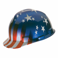 MSA American Stars and Stripes Freedom V Gard Cap. Shop now!