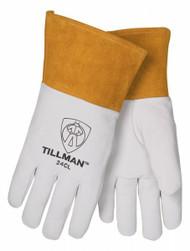 Tillman 24C Super Premium Kidskin TIG Gloves. Shop Now!