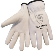Tillman 1415 Unlined Top Grain Goatskin Drivers Gloves. Shop Now!