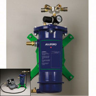 Allegro 9874W/O Airline Filter w/ Four-Worker Manifold w/o CO Monitor