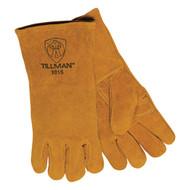 Tillman 1015 Shoulder Split Cowhide Standard Grade Stick Welders Glove. Shop Now!