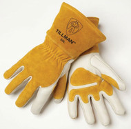 Tillman 50-L Premium Grade MIG Welders Gloves With Gauntlet Cuff. Shop Now!