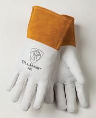 Tillman 30-L Heavy Duty TIG Welders Glove With Straight Thumb. Shop Now!