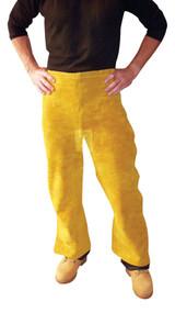 Tillman 4440 Leather Split-Leg Waist Apron With Heavy Duty Waist Strap. Shop Now!