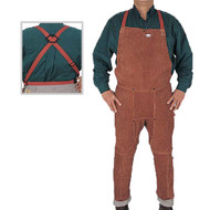 Weldas 44-7242 STEERSOtuff Split Leg Bib Apron. Shop now!
