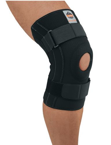 Ergodyne  Proflex 620 Knee Sleeves with Open Patella/Spiral Stays. Shop now!