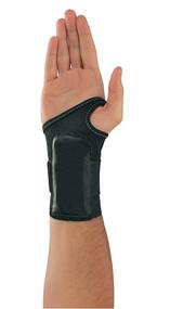 Ergodyne 4000 Proflex Black Single Strap Wrist Support. Shop now!