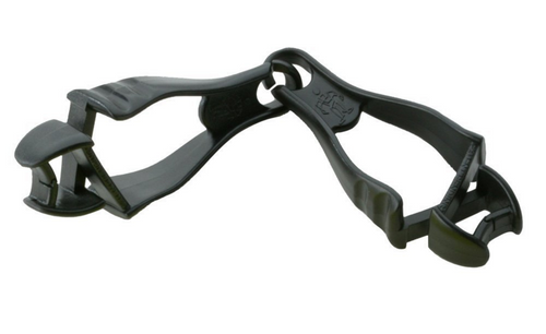 Ergodyne 3400 Squids Grabber Dual Clip Mount in Black. Shop now