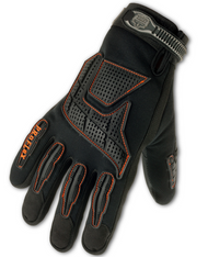Ergodyne 9015F ProFlex Anti-Vibration Gloves w/ Dorsal Protection available in different sizes.Shop now!