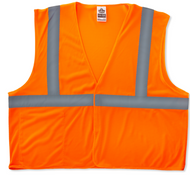 Ergodyne 8210HL GloWear Class 2 Economy Vest in Orange. Shop now!