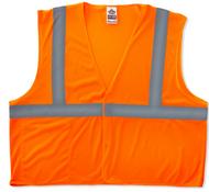 e2b1477e7d303 Ergodyne 8210HL GloWear Class 2 Economy Vest in Orange. Shop now!