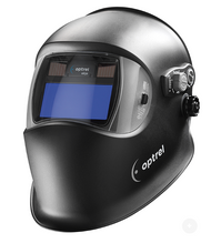 Optrel e650 Auto Darkening Welding Helmet available in Black. Shop now!