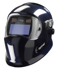 Optrel e680 Auto Darkening Welding Helmet available in Dark Blue Color. Shop now!