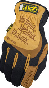 Mechanix Wear LFF-75 Leather FastFit Utility Gloves. Shop Now!