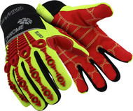 HexArmor 4036 Chrome Series Hi-Vis Waterproof L5 Cut Resistance Gloves. Shop now!