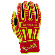 Front View. HexArmor 2023-L Rig Lizard Arctic Reusable Cut Resistant Gloves . Shop Now!