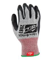 Front View. HexArmor 2087 Series Foam Nitrile Palm HPPE Fiberglass  Gloves. Shop Now!