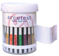 Accutest 6 Panel Urine Drug Test Cup. Shop Now!